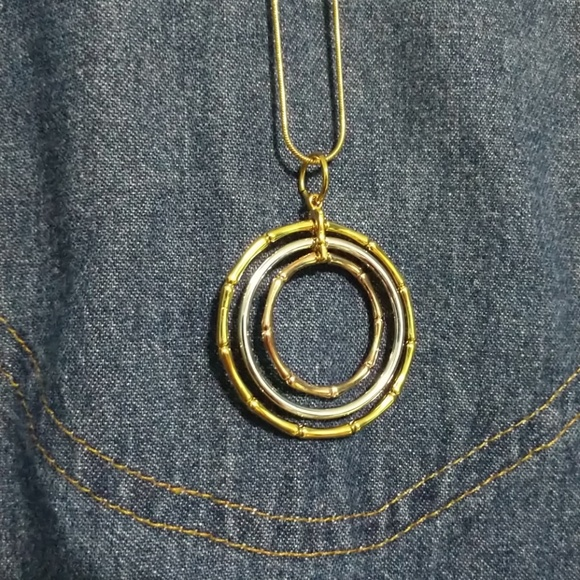 Park Lane Jewelry - Bamboo Necklace